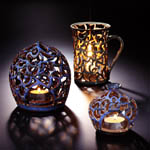 Wold Pottery by Jill Christie – Candles