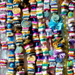 Bags and Bits by BMJ by Margaret Jackson – Felt Necklaces